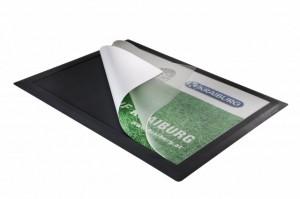 inlay - rohož se zapuštěním pro následné vložení koberce, laminátu, loga a reklamy